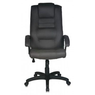 Офисное кресло Бюрократ Руководителя нубук Black T-9906AXSN/F1