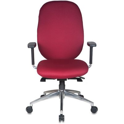 Офисное кресло Бюрократ TW-13 Cherry (68944) CH-586/TW-13