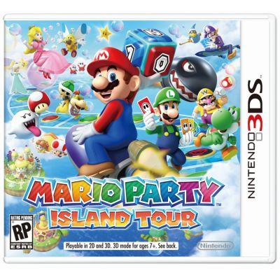 Игра для Nintendo (3DS) Mario Party Island Tour