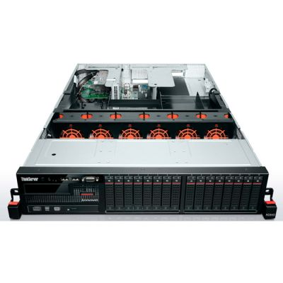 Сервер Lenovo ThinkServer RD640 70B00009RU
