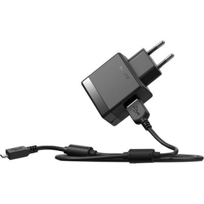 Sony Зарядное устройство microUSB со съемным USB-кабелем EP810