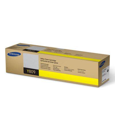 Картридж Samsung Yellow/Желтый (CLT-Y809S)