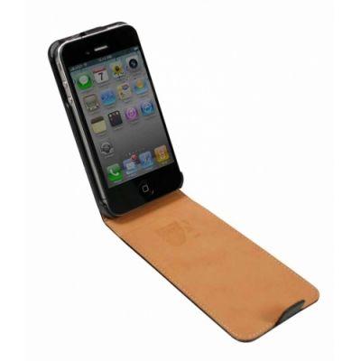 Чехол Port Designs iPhone4 SANTA FE черный 201152
