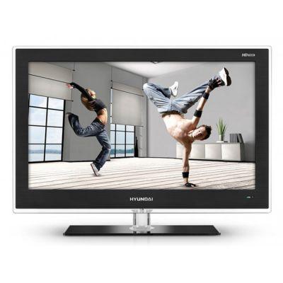 Телевизор Hyundai H-LED24V8 Black