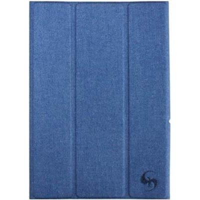 Чехол Fenice Creativo Galaxy Tab 10.1, Denim Blue F02DM380S