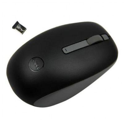 Мышь беспроводная Dell MW112 Optical (Wireless) Black 570-11410