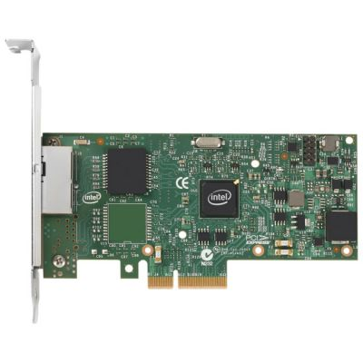 Lenovo Сетевая карта ThinkServer 1Gbps Ethernet I350-T2 Server Adapter by Intel 0C19506