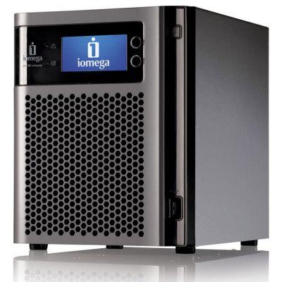 ������� ��������� Iomega PX4-300d NAS (0Tb ��� ������) 70BC9000EA