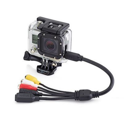 ��������� GoPro ���� Skeleton ��� ����� HERO3 AHDKH-301