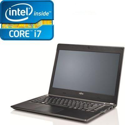 Ультрабук Fujitsu LifeBook UH572 Silver VFY:UH572M77G2RU