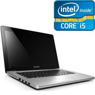 Ультрабук Lenovo IdeaPad U310 Graphite Gray 59360079