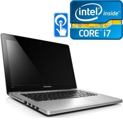 ��������� Lenovo IdeaPad U310T Graphite Gray 59369500 (59-369500)