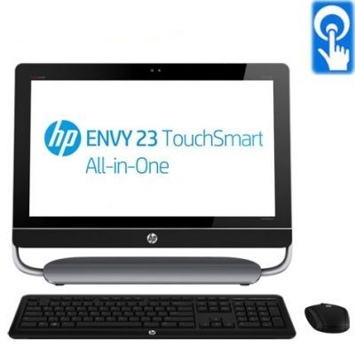 Моноблок HP Envy AIO 23-d102er D2M81EA