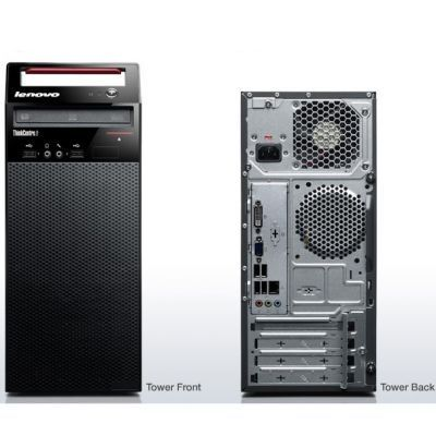 Настольный компьютер Lenovo ThinkCentre Edge 72 MT RCDBURU