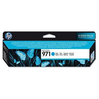 Картридж HP HP 971 Officejet Cyan/Голубой (CN622AE)