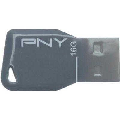 ������ PNY 16GB USB Flash drive Key Attache FDU16GBKEYGRY-EF