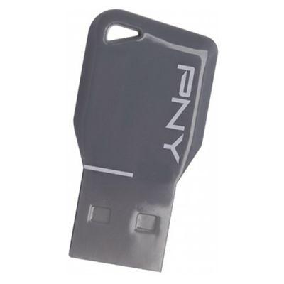 ������ PNY 64GB USB Flash drive Key Attache FDU64GBKEYGRY-EF