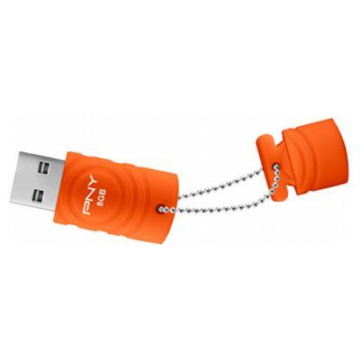 Флешка PNY 8GB USB Flash drive Sport Attache FDU8GBSPORTO-EF