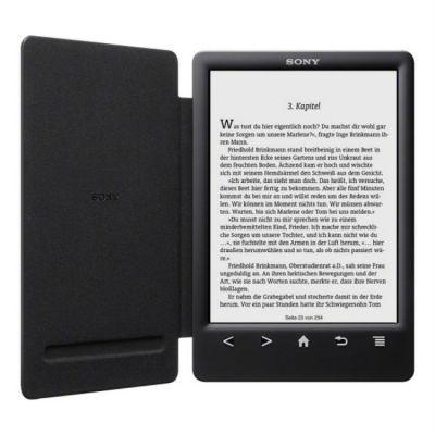 Электронная книга Sony PRS-T3/BC (PRST3BC.RU2 )