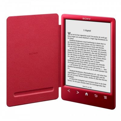 Электронная книга Sony PRS-T3/RC (PRST3RC.RU2)