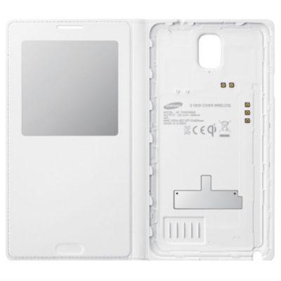 ����� Samsung S View Cover ��� GALAXY Note 3 ��� ������������ ������� EF-TN900BWRG