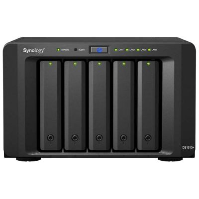 ������� ��������� Synology DiskStation DS1513+