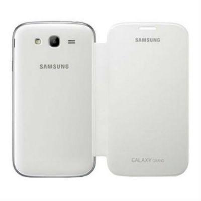 Чехол Samsung для GALAXY Grand I9082 (белый) EF-FI908BWEG