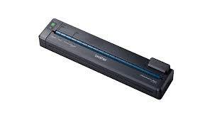 Принтер Brother мобильный PocketJet PJ-673 PJ673Z