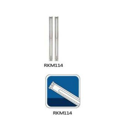 Synology Комплект скользящих направляющих для установки сетевых накопителей Fixing Rail Kit 1U RKM114