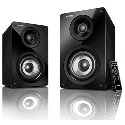Акустическая система Sven SPS-707BL Bluetooth Black SV-0120707BLBK