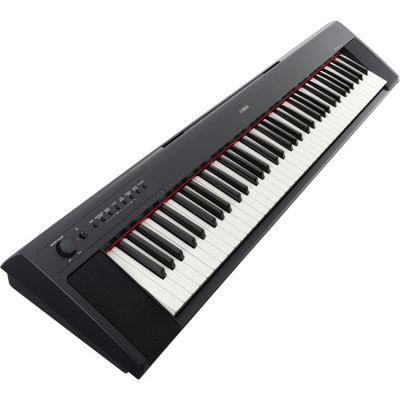 Цифровое пианино Yamaha NP-31 Black