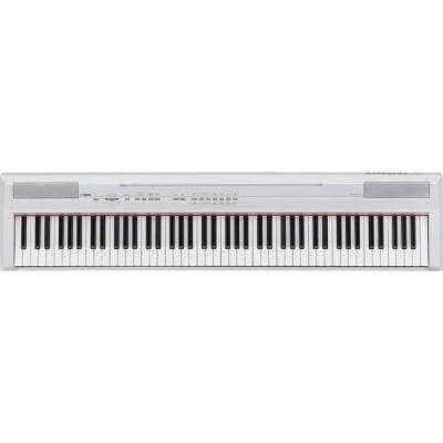 Цифровое пианино Yamaha P-105 WH