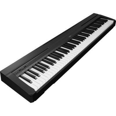 Цифровое пианино Yamaha P-35 Black