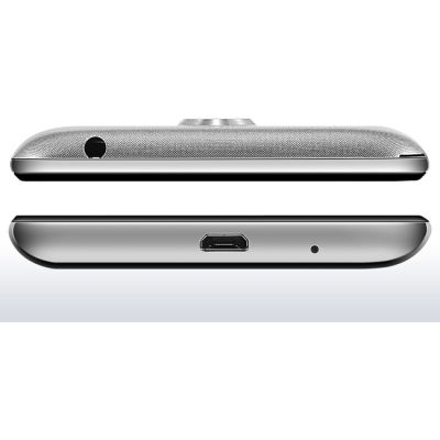 Смартфон Lenovo S650 Dual Sim Silver