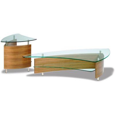 Журнальный столик BDI Fin (Walnut) 1106