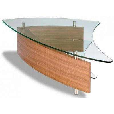 Журнальный столик BDI Fin (Walnut) 1110