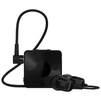 Гарнитура Sony SBH20 Bluetooth с поддержкой NFC и функцией HD Voice Черная