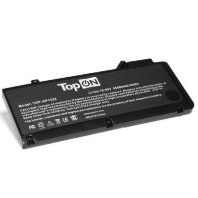 ����������� TopON ��� MacBook Pro 13.3 Unibody Series 5500mAh TOP-AP1322