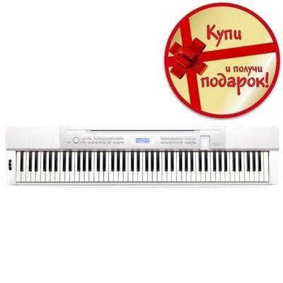 Цифровое пианино Casio Privia PX-350 MWE