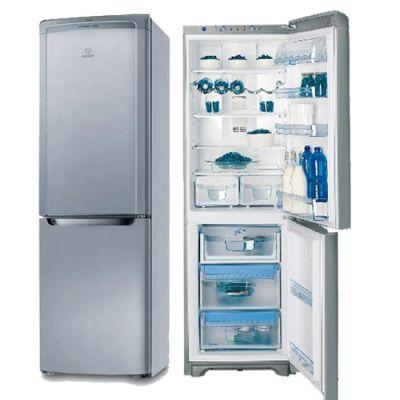 Холодильник Indesit PBAA 337 F X