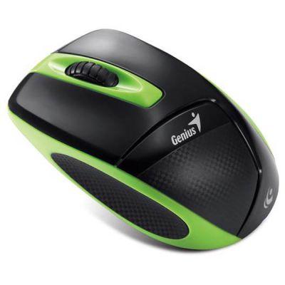 Мышь беспроводная Genius DX-7000 Green GM-DX 7000 Grn