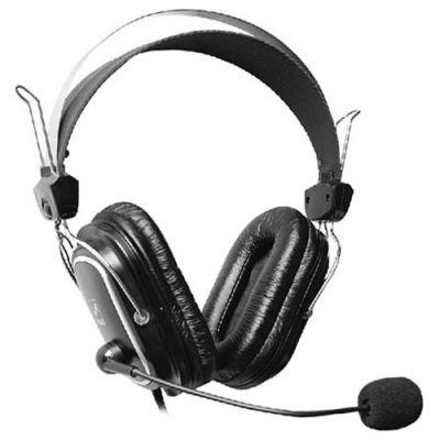Наушники с микрофоном A4Tech HS-50