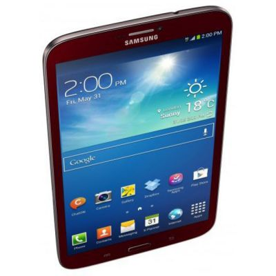 Планшет Samsung Galaxy Tab 3 8.0 SM-T310 16Gb (Red) SM-T3100GRASER