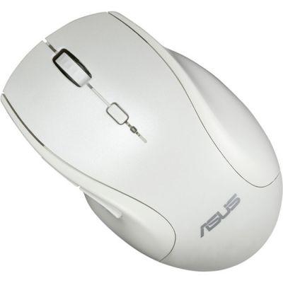 Мышь беспроводная ASUS WT415 Cordless White 90XB0170-BMU010