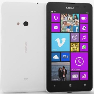 Смартфон Nokia Lumia 625 3G (White)