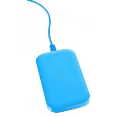 Адаптер питания Nokia беспроводной для мобильных телефонов (голубой) DC-50