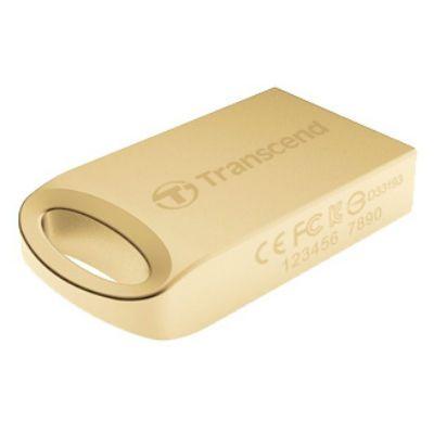 Флешка Transcend 8GB JETFLASH 510 (Gold) TS8GJF510G
