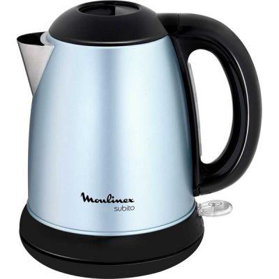 Электрический чайник Moulinex BY5404 Subito III голубой BY540430