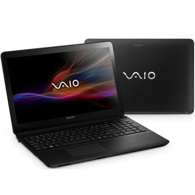 Ноутбук Sony VAIO SV-F1521F1R/B