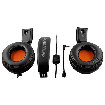 Наушники с микрофоном SteelSeries 5Hv3 (61031)